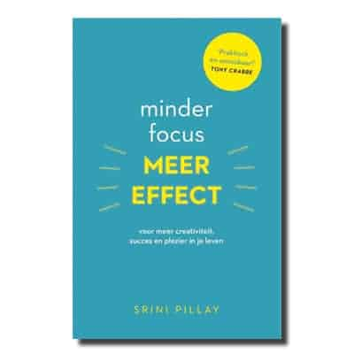 Minder focus, meer effect – Srini Pillay